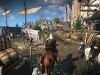 The Witcher 3: Wild Hunt - 35 minutowy gameplay