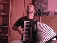 Metallica - Seek and Destroy (accordion cover)