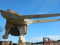 Starożytne maszyny: Krocząca taczka i kroczące kamienie