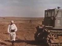 O tym jak Rosjanie zdecydowali się ugasić pożar szybu przy pomocy bomby atomowej