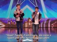 Brytyjski Mam Talent - Bars & Melody [napisy pl]