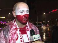 Oburzeni kibice po odwołanym meczu Polska - Anglia