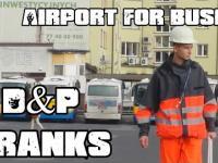Lotnisko dla autobusów / Airport for Buses - D&P Pranks