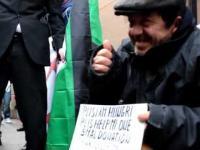 Piękny gest grupy Anonymous