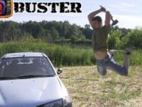 AdBuster - Renault Megane Destroy
