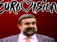 Siara ogląda Eurowizje 2014