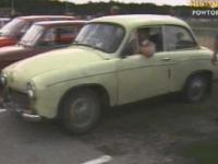 Gielda samochodowa w PRLu