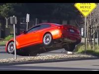 Koleś chciał pochwalić się swoim BMW M4