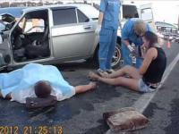 Tragiczny finał lekkomyślnej jazdy