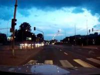 BMW vs Motocykle - jazda ulicami Warszawy