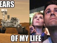 Ten człowiek pracował nad Curiosity przez 7 lat