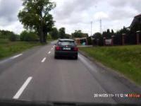Jak jeździ polska policja