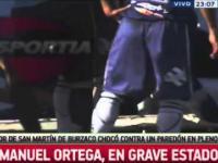 Tragedia w Argentynie. Piłkarz zmarł po uderzeniu głową w betonowy mur na boisku