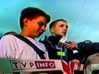 Niesamowita opowieść w programie na żywo w TVP
