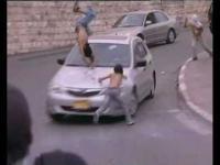 Zemsta Izraelskiego kierowcy