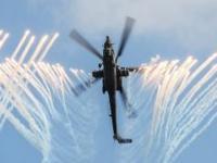 Rosja: podczas pokazów lotniczych spadł Mi-28