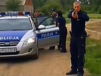 Kwintesencja Policji - #CrazyLife