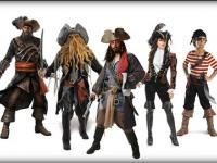 absurdalna zagadka - chciwi piraci