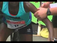Niepojęta wola walki nigeryjskiej biegaczki w Austin