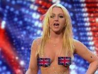 Naśladowczyni Britney Spears