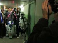 Lord Vader i ekipa Stars Warsów dostarczają grę