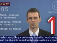 1Polska.pl - Wybory 2015 - Jedna wspólna lista społeczna #105