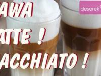Kawa Latte Macchiato - Jak zrobić 3 warstwy