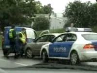 Pijany rosyjski dyplomata rozrabia w Estonii- materiał z estońskiej TV.