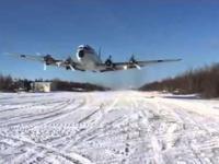 Samolot i Slow Motion