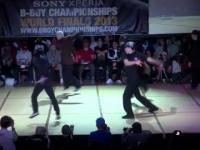 Breakdance - poziom azjata