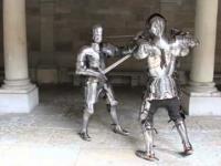 Jak wyglądała walka w XV-wiecznej zbroi