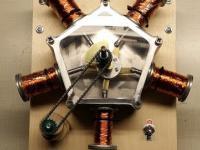 Gwiaździsty silnik elektryczny