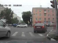 Szaleni kierowcy z Rosji