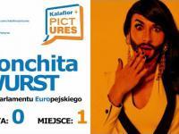 Conchita Wurst - spot wyborczy [HD]