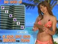 Dziewczyny w bikini - Pani Dorotka