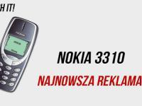 Nokia 3310 - najnowsza reklama