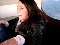 Backflip w samolocie