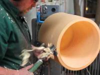 Jak zrobić drewniany abażur do lampki?