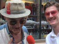 Ankietowany dziadek śpiewa Cipciunia!