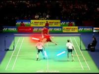 Gwiezdny Badminton