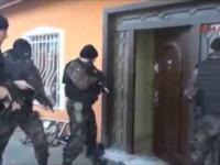 Otwarcie drzwi przez tureckie służby specjalne