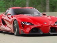 Toyota FT-1 Concept! The Next Supra?