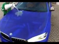 BMW X6 zamienia się w Hulka