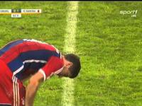 Pierwszy gol Roberta Lewandowskiego dla Bayernu Monachium!