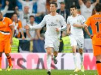 Niesamowity gol boskiego Ronaldo z 04.05.2014 r.