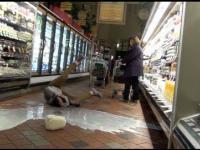 Trollowanie w supermarkecie...