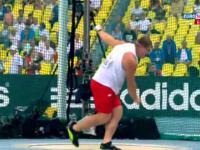 Paweł Fajdek - Złoty medal
