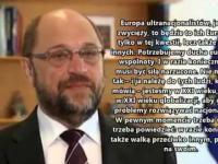 Martin Schulz grozi Polsce użyciem siły | NAPISY