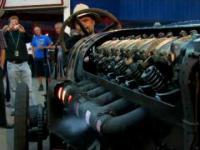 46-litrowy silnik w samochodzie