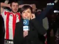 Chamskie wpadki reporterek telewizyjnych